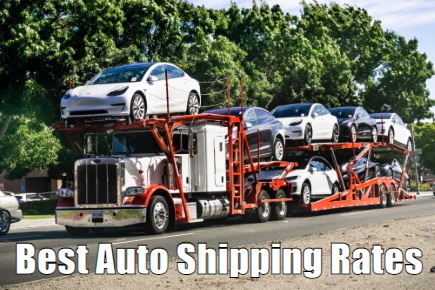 Car Shipping Rates >> Free Auto Transport Quotes