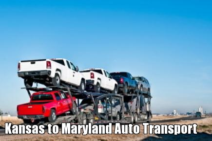 Auto Transport Rates >> Kansas To Maryland Auto Transport Free Shipping Quotes
