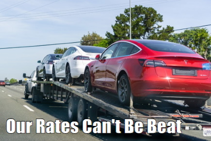Car Shipping Rates >> Auto Transport Shipping Rates