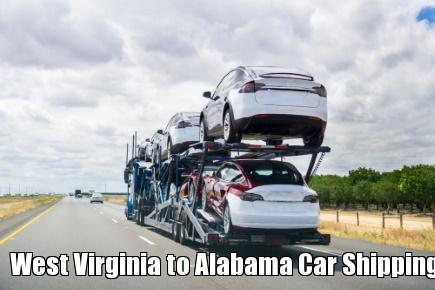 Car Transport Rates >> West Virginia To Alabama Auto Transport Free Shipping Quotes